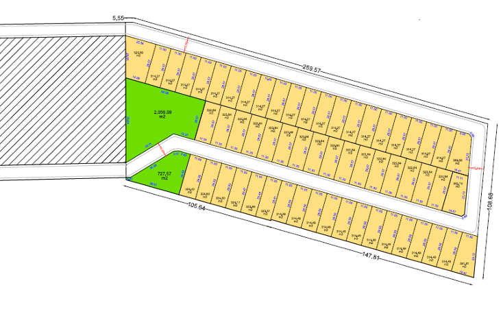 Foto de terreno habitacional en venta en  , cholul, m?rida, yucat?n, 1450509 No. 01