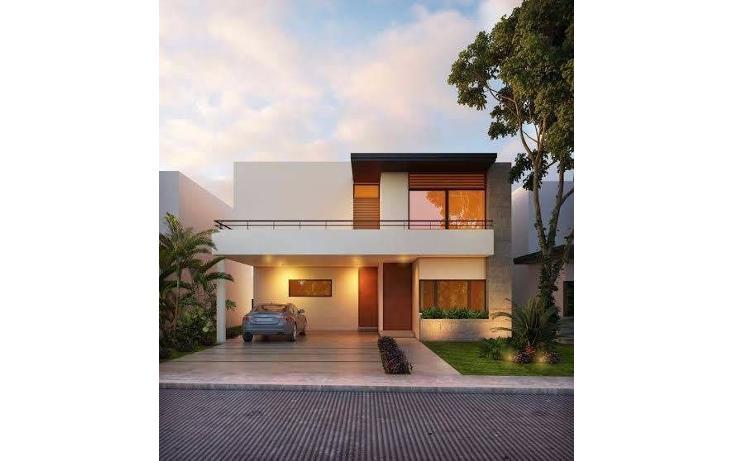 Foto de casa en venta en  , cholul, mérida, yucatán, 1450525 No. 01
