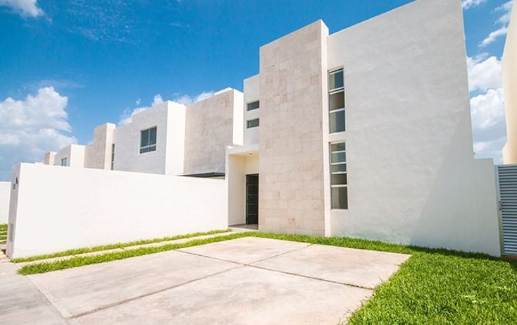 Foto de casa en venta en  , cholul, mérida, yucatán, 1451309 No. 01