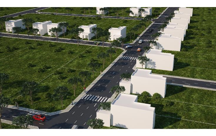 Foto de terreno habitacional en venta en  , cholul, mérida, yucatán, 1451723 No. 04
