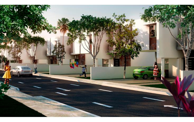Foto de terreno habitacional en venta en  , cholul, mérida, yucatán, 1451723 No. 07