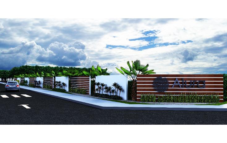 Foto de terreno habitacional en venta en  , cholul, mérida, yucatán, 1451723 No. 08