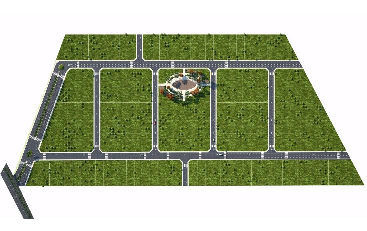 Foto de terreno habitacional en venta en  , cholul, mérida, yucatán, 1451723 No. 10