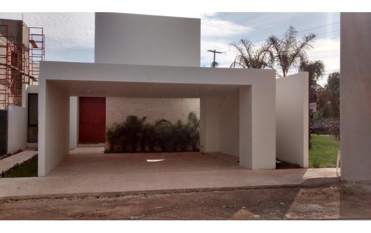 Foto de casa en venta en  , cholul, mérida, yucatán, 1462207 No. 01