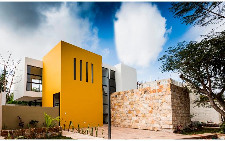 Foto de casa en venta en  , cholul, mérida, yucatán, 1467251 No. 01