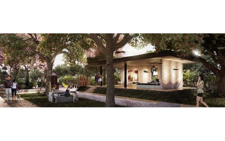 Foto de terreno habitacional en venta en  , cholul, mérida, yucatán, 1467971 No. 01