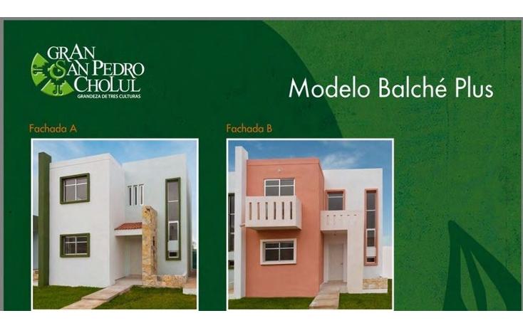Foto de casa en venta en  , cholul, mérida, yucatán, 1472465 No. 09
