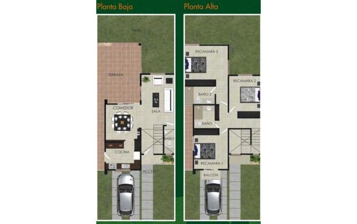 Foto de casa en venta en  , cholul, mérida, yucatán, 1472465 No. 10