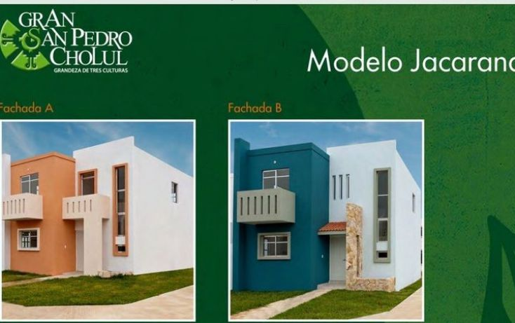 Foto de casa en venta en, cholul, mérida, yucatán, 1472465 no 11