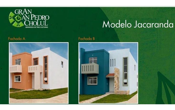 Foto de casa en venta en  , cholul, mérida, yucatán, 1472465 No. 11