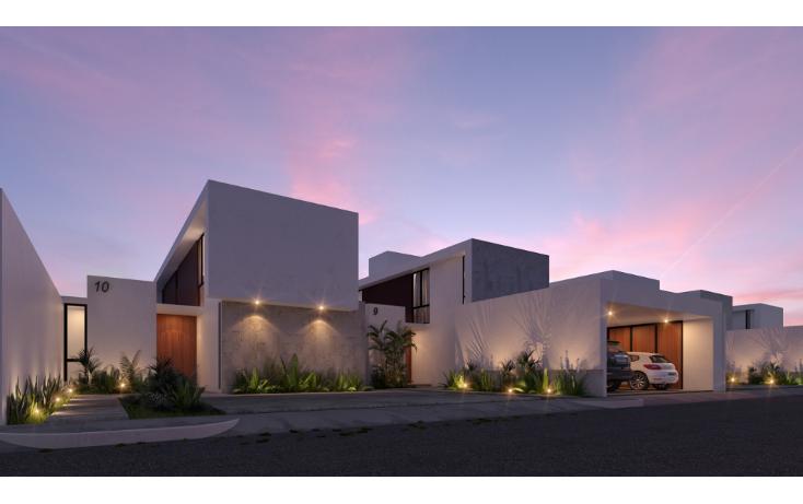 Foto de casa en venta en  , cholul, mérida, yucatán, 1478683 No. 01