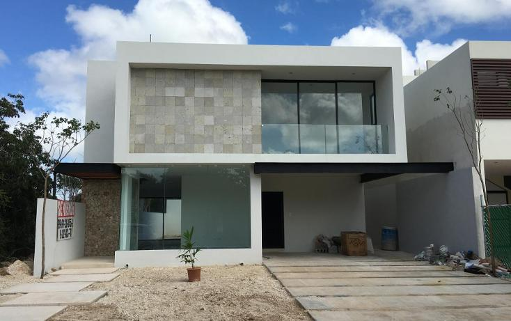 Foto de casa en venta en  , cholul, mérida, yucatán, 1480801 No. 01