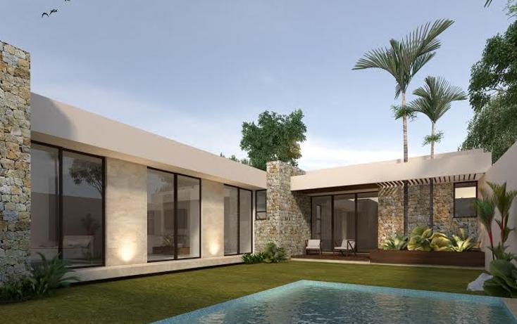 Foto de casa en venta en  , cholul, mérida, yucatán, 1488713 No. 02