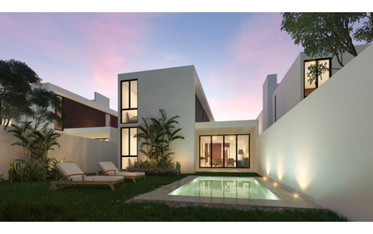 Foto de casa en venta en  , cholul, mérida, yucatán, 1495263 No. 04