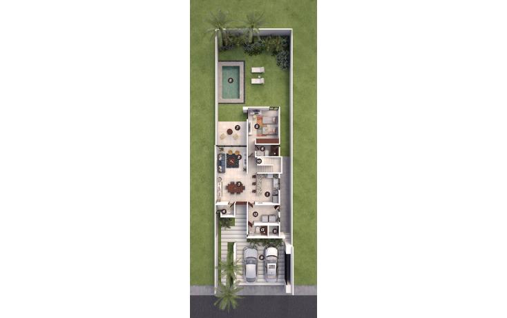 Foto de casa en venta en  , cholul, mérida, yucatán, 1495263 No. 06