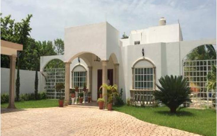 Foto de casa en venta en  , cholul, mérida, yucatán, 1495373 No. 01