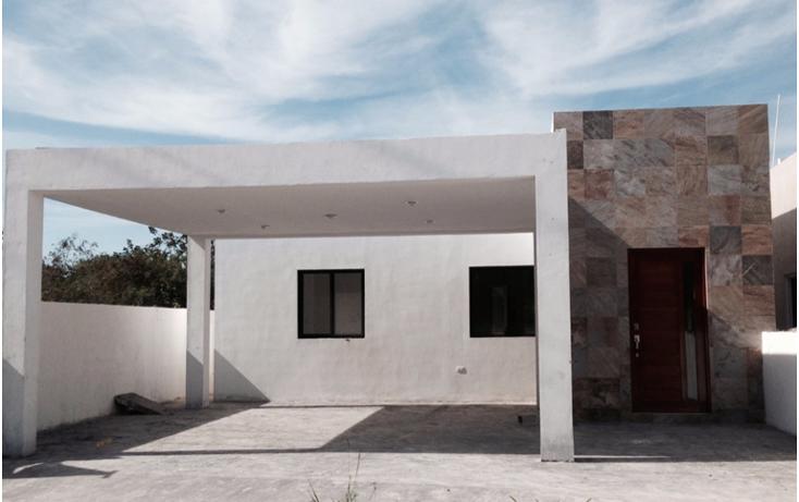 Foto de casa en venta en  , cholul, mérida, yucatán, 1502283 No. 01