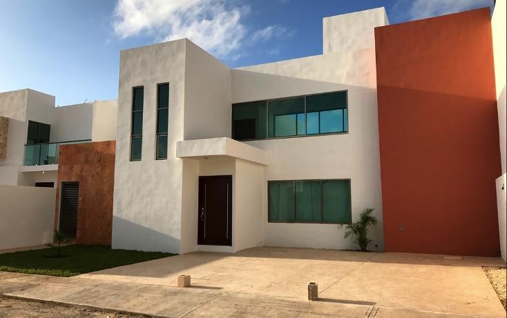 Foto de casa en venta en  , cholul, mérida, yucatán, 1510005 No. 01