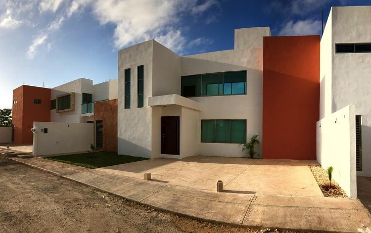 Foto de casa en venta en  , cholul, mérida, yucatán, 1510005 No. 02