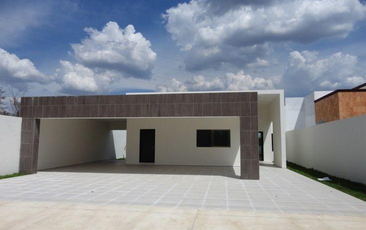 Foto de casa en venta en, cholul, mérida, yucatán, 1511413 no 01