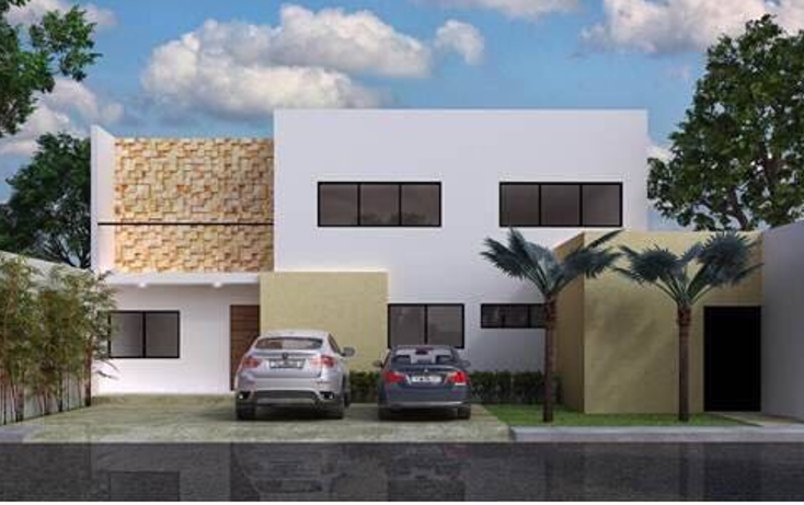 Foto de casa en venta en  , cholul, mérida, yucatán, 1515208 No. 01