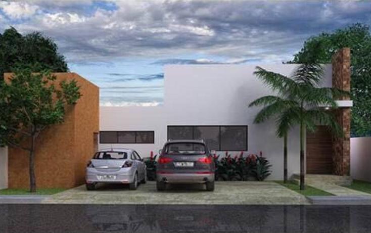 Foto de casa en venta en  , cholul, mérida, yucatán, 1515678 No. 01