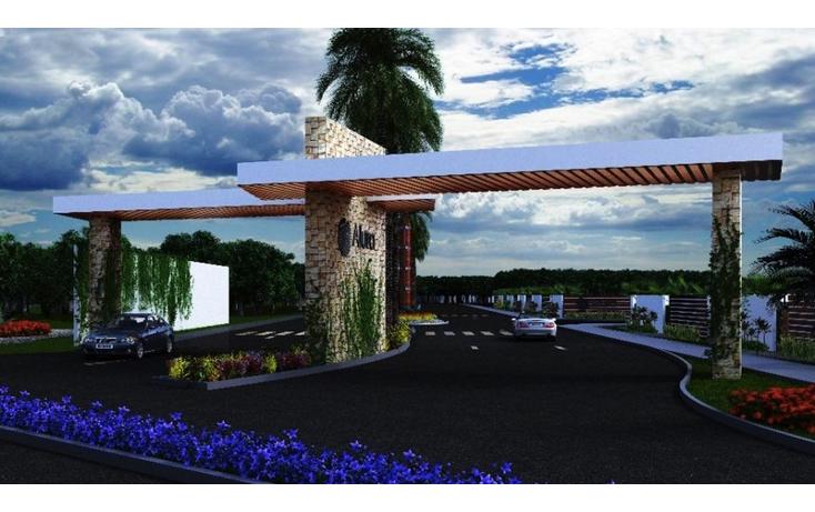 Foto de terreno habitacional en venta en  , cholul, mérida, yucatán, 1520413 No. 02