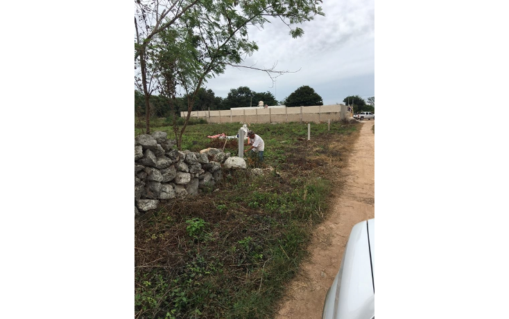Foto de terreno habitacional en venta en  , cholul, m?rida, yucat?n, 1525527 No. 02