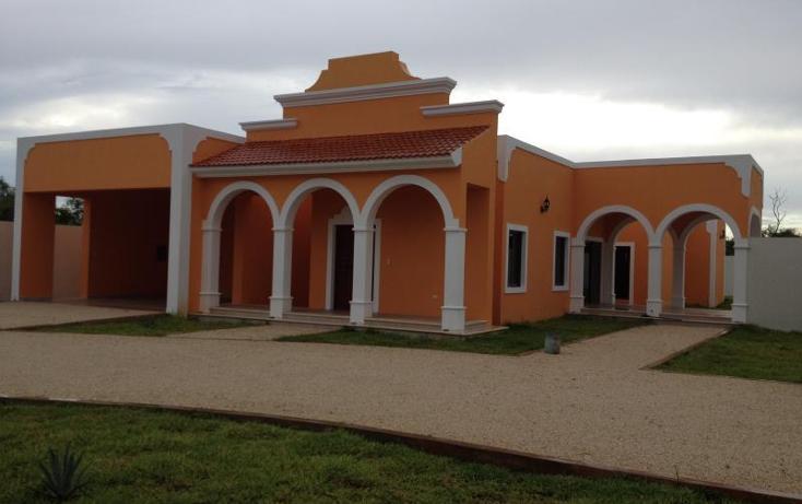 Foto de casa en venta en  , cholul, mérida, yucatán, 1533542 No. 02