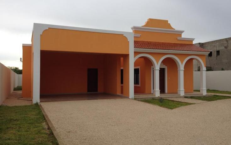 Foto de casa en venta en  , cholul, mérida, yucatán, 1533542 No. 03