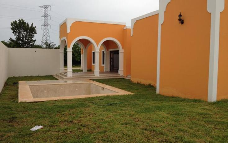 Foto de casa en venta en  , cholul, mérida, yucatán, 1533542 No. 23