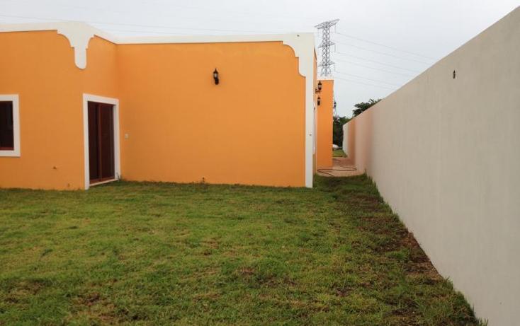 Foto de casa en venta en  , cholul, mérida, yucatán, 1533542 No. 28