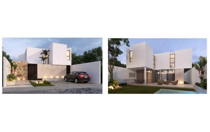 Foto de casa en venta en  , cholul, mérida, yucatán, 1548700 No. 02