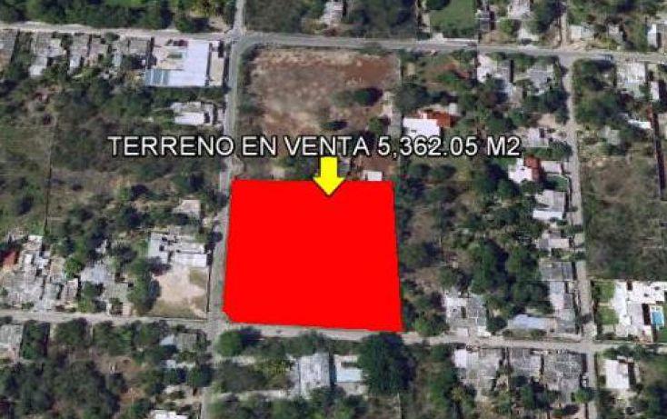 Foto de terreno habitacional en venta en, cholul, mérida, yucatán, 1551358 no 01