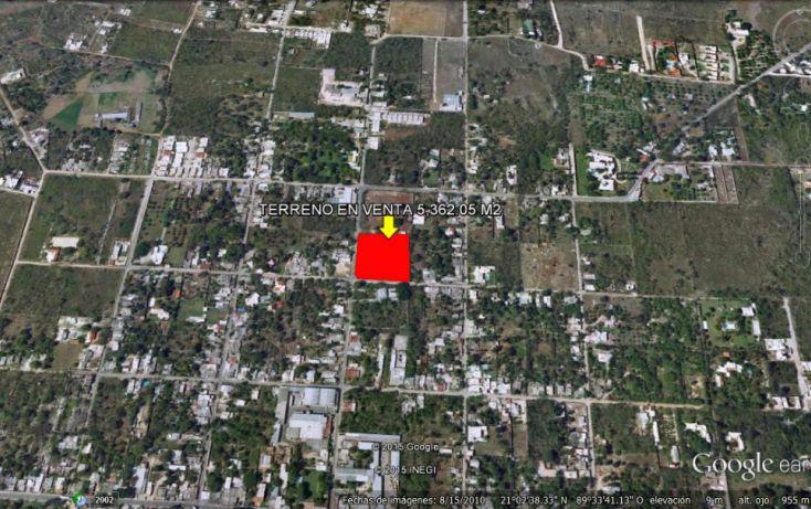 Foto de terreno habitacional en venta en, cholul, mérida, yucatán, 1551358 no 03
