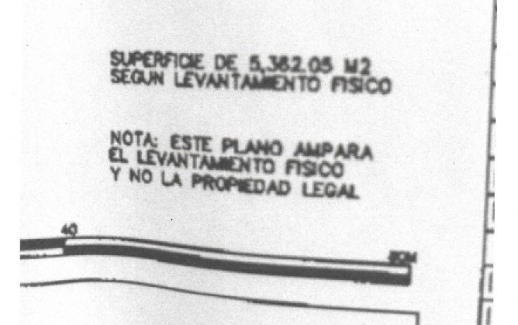 Foto de terreno habitacional en venta en, cholul, mérida, yucatán, 1551358 no 04