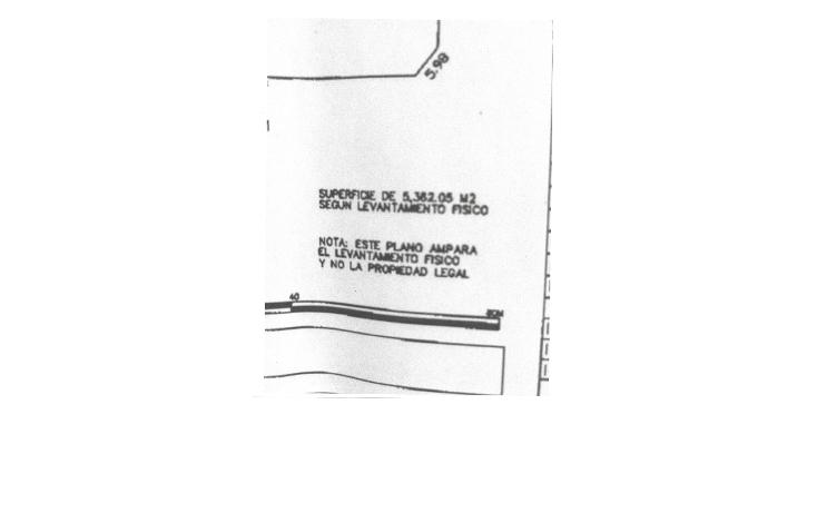 Foto de terreno habitacional en venta en  , cholul, m?rida, yucat?n, 1551358 No. 04