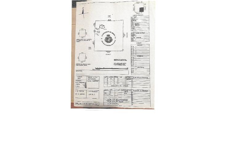 Foto de terreno habitacional en venta en  , cholul, m?rida, yucat?n, 1551358 No. 05