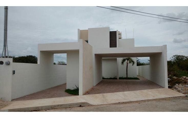 Foto de casa en venta en  , cholul, m?rida, yucat?n, 1552410 No. 01