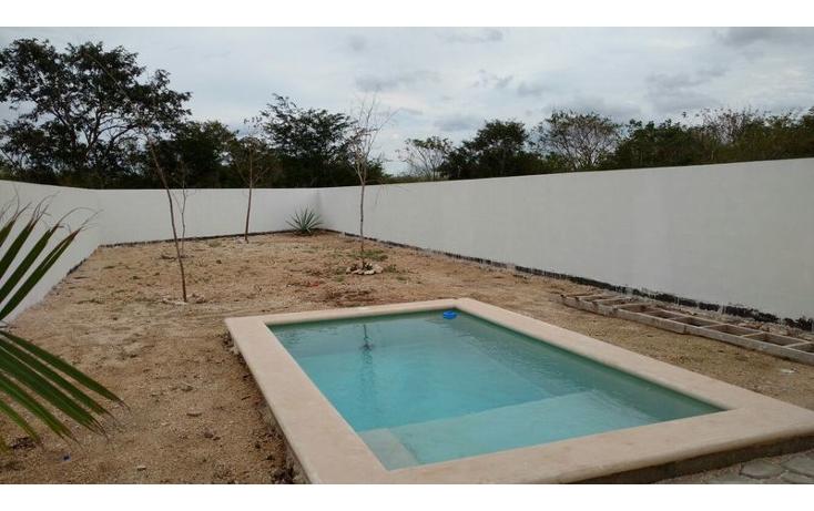 Foto de casa en venta en  , cholul, m?rida, yucat?n, 1552410 No. 09