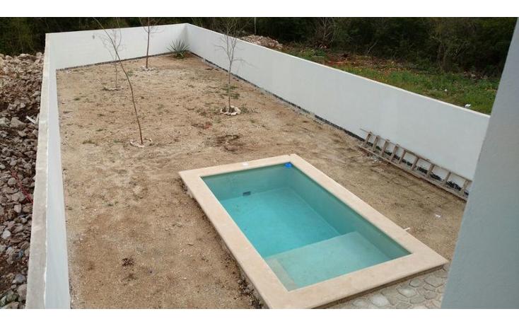 Foto de casa en venta en  , cholul, m?rida, yucat?n, 1552410 No. 16