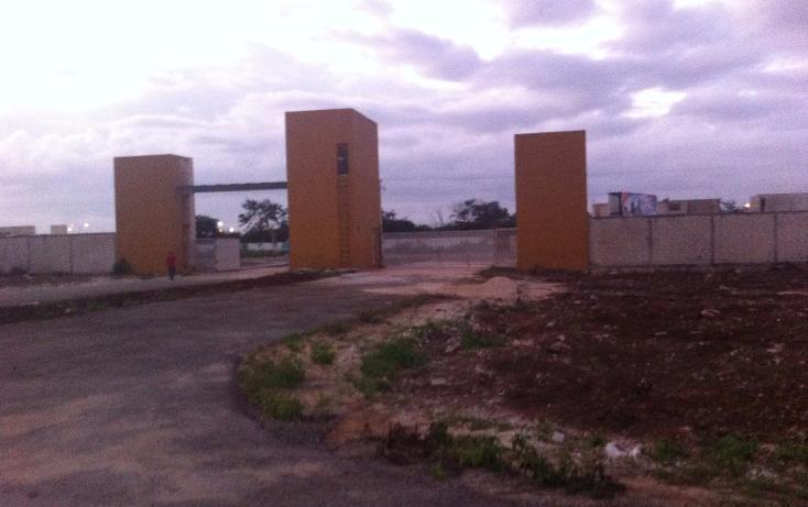 Foto de terreno habitacional en venta en  , cholul, mérida, yucatán, 1553246 No. 01