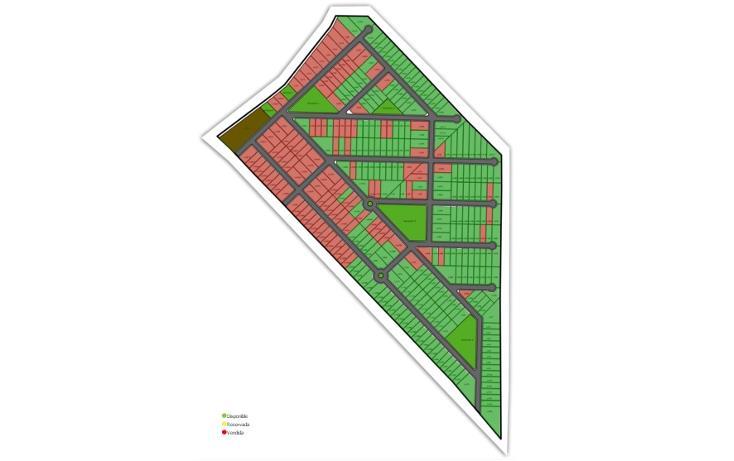 Foto de terreno habitacional en venta en  , cholul, mérida, yucatán, 1553246 No. 02
