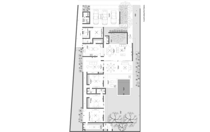 Foto de casa en venta en  , cholul, m?rida, yucat?n, 1554162 No. 07