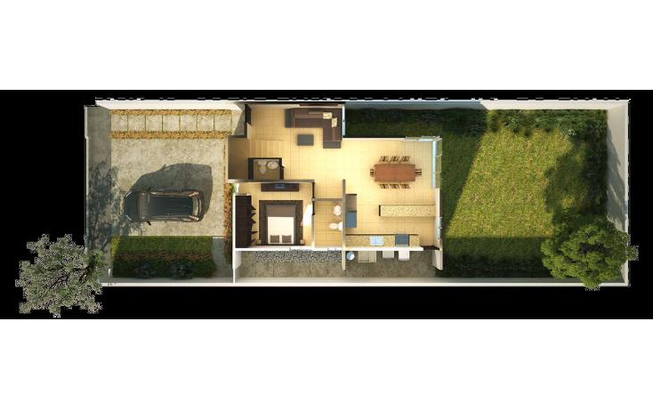 Foto de casa en venta en  , cholul, mérida, yucatán, 1554898 No. 09