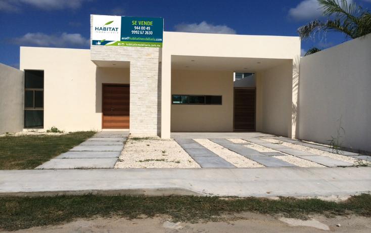 Foto de casa en venta en  , cholul, m?rida, yucat?n, 1556136 No. 01