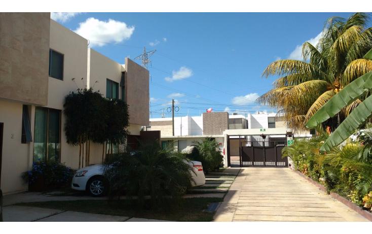 Foto de departamento en renta en  , cholul, mérida, yucatán, 1557564 No. 02