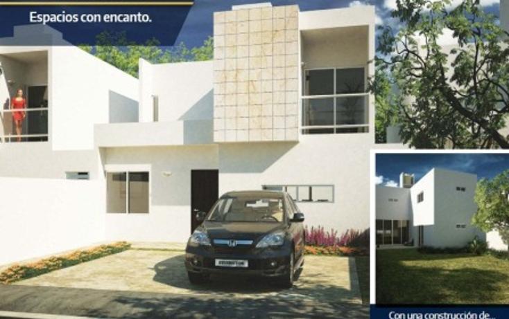 Foto de casa en venta en  , cholul, mérida, yucatán, 1562614 No. 01
