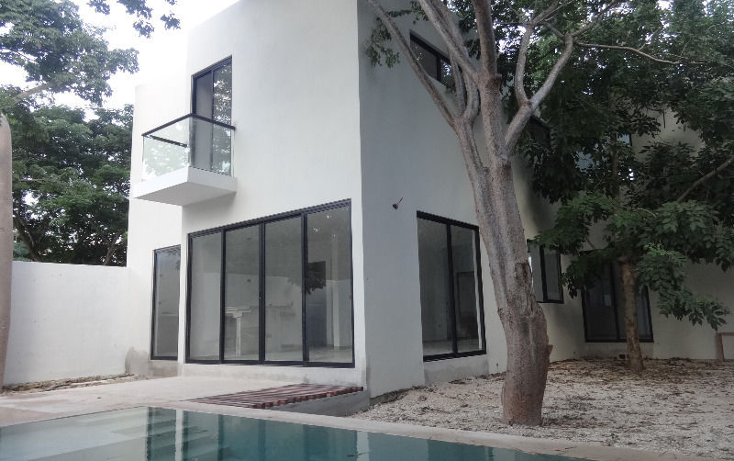 Foto de casa en venta en  , cholul, mérida, yucatán, 1578768 No. 01
