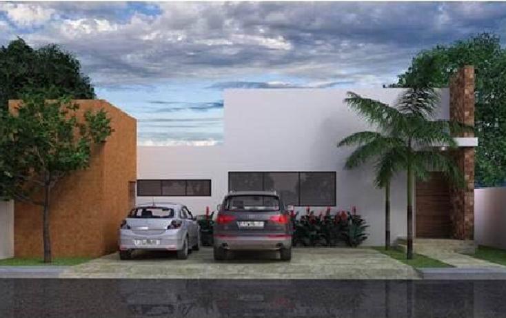 Foto de casa en venta en  , cholul, mérida, yucatán, 1579208 No. 01